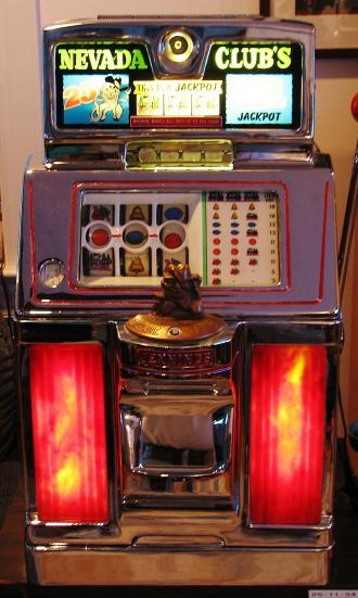 jennings slot machine serial numbers