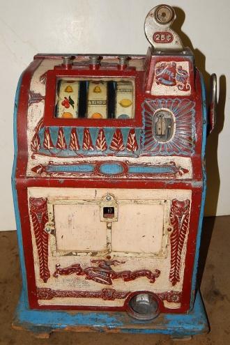 Vintage slot machines jaren'90