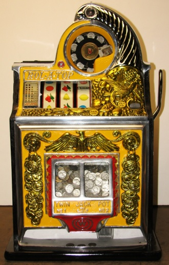 old slot machines for sale parts