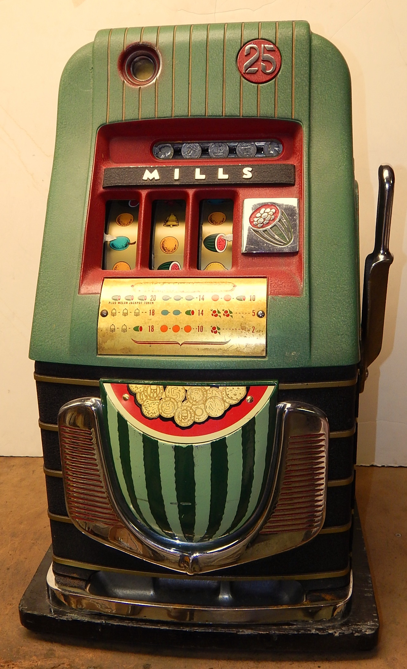 25 Year Old Slot Machines For Sale
