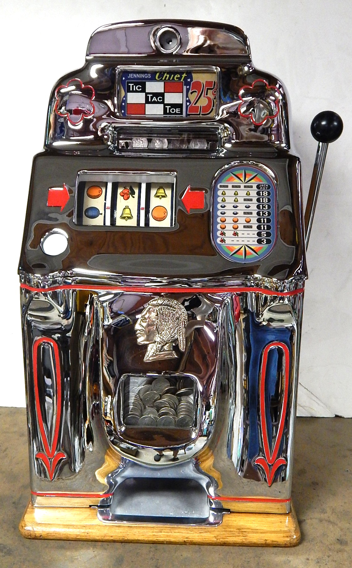 Antique Slot Machines For Sale, Used Coin Operated Antique Slot